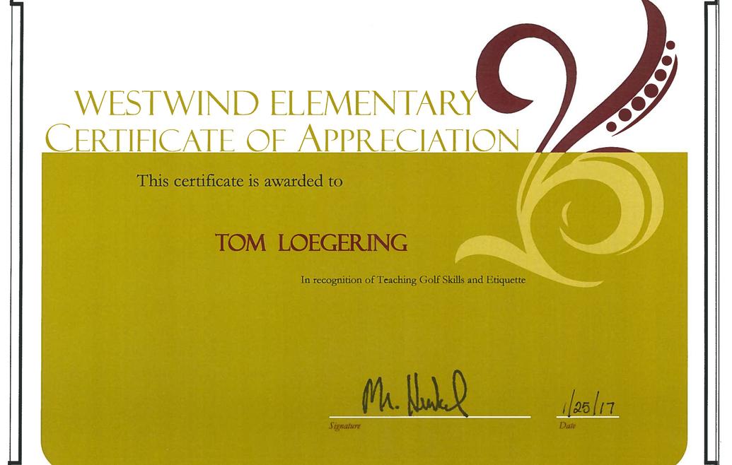 Westwind Appreciation