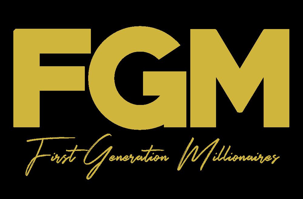 First Generation Millionaires